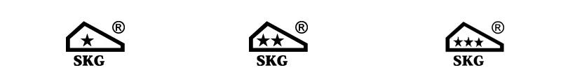 SKG1ster-SKG2sterren-SKG3sterren